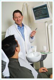 teeth whitening consultation