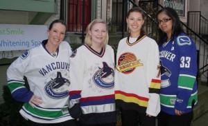 Team Teeth Whitening Vancouver