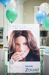 Zoom! Teeth Whitening Charity Event
